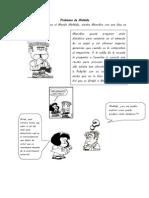 Problema de Mafalda