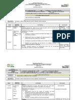 Secuencias didácticas bloque 1- 2011-2012