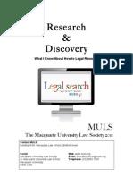 Research Manual (PDF)