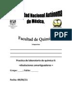 Practica de Lab Oratorio de Quimica Amortigudoras