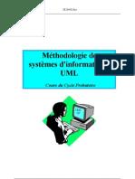 Méthodologie UML - Cours Du Cycle B Du Cnam