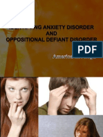 Identifying Anxiety Disorder