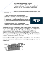 Passenger Ship Subdivision (1)