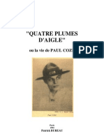 Quatre Plumes d'Aigle