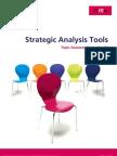 55742738 CIMA Strategic Analysis Tools