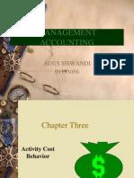 03 Activiy Cost Behavior
