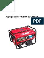 EP7500ES