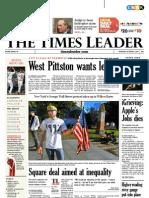 Times Leader 10-06-2011