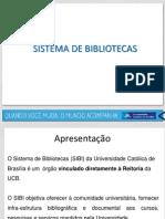 Material Biblioteca UCB