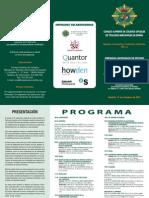 Programa Definitivo Jornadas REC-J. Reforma Ley Concursal