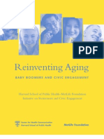 Report of Aging From Havard Research Group