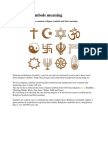 Religious Symbols Meaning