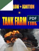 Tank Farm Fire A