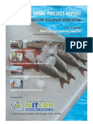 Detail Project Report Fisheries Nfpd India Aquaculture Hazard Analysis And Critical Control Points
