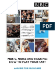Safety-Musician Noise Guide Part I