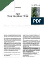 KGD Manual