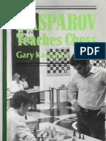 Kasparov Teaches Chess[1]
