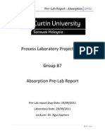 Compiled Pre Lab Absorption