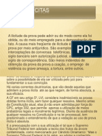 Teoria Geral do Processo_ Prof.º Dr. Paulo Sergio_Provas Ilícitas_ Seminario_apresentação dia 14 de abril de 2010