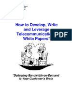 Telecom White Papers