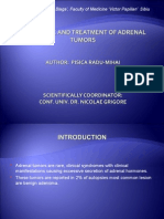 Diagnostic and Treatment of Adrenal Tumors ASK W2003