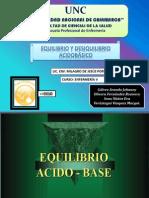 EQUILIBRIO ACIDO BASICO
