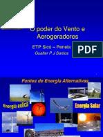 Desenho de Turbinas Eolicas