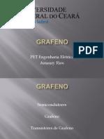 Transistores de Grafeno