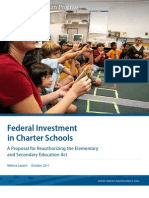 Federal Investment in Charter Schools