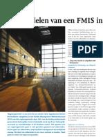 De voordelen van een FMIS in een facilitaire regieorganisatie