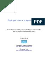 Employee Referrals Program in 5 steps