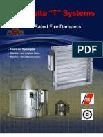 A60 Damper Brochure