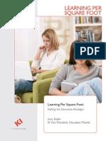 Learning Per Square Foot - KI White Paper
