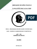 Apostila-eST-701 Gerenciamento de Risco