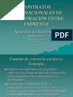 Lección 11-Contrato de concesión exclusiva