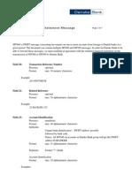 Mt940 Sap UK List of Codes