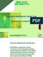SEJARAH PTV1