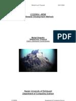 Mdm Course Work 1 - Proposal