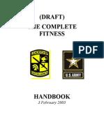 Complete Fitness Handbook Feb032003