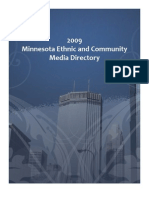 2009 MN Ethnic and Community Media Directory