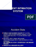 Accident Intimation System