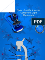 5332Tools of a Life Scientist Compound Light Microscope