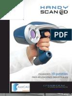 AsorCAD Handyscan3D Line-Up SPA