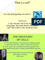 Cells & Microscope
