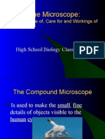 Chapter 3 - Microscope