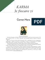 21252678 Carmen Harra Karma de Fiecare Zi