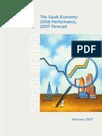 Saudi Economy 2006 2007F Eng