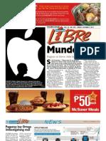 Today's Libre 10072011