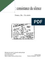Inceste Consistance Du Silence
