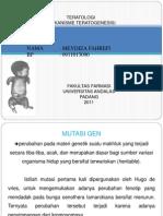 Presentation TERATOLOGI